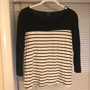 Forever 21 striped top.